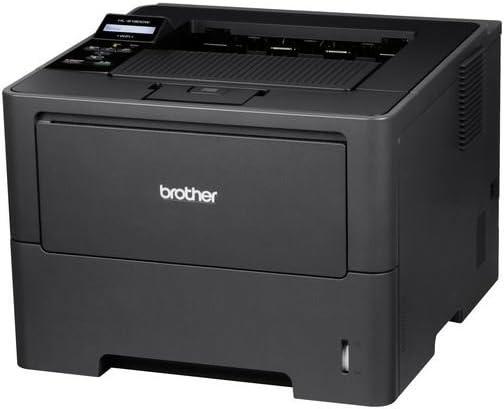 Brother Printer HL6180DW Wireless Monochrome Printer, Amazon Dash Replenishment Ready