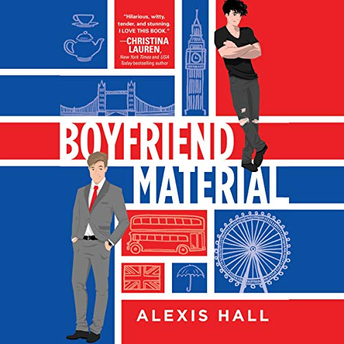 Boyfriend Material cover art