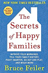 Bruce Feiler Book: The Secrets of Happy Families