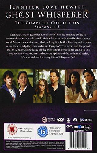 Ghost Whisperer - The Complete Seasons 1-5 [DVD]