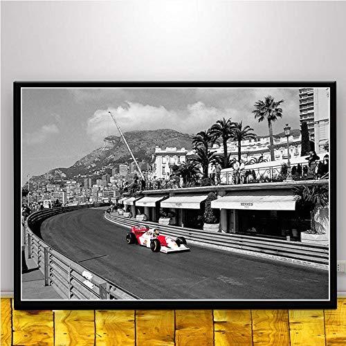 Rompecabezas de 1000 piezas para adultos, rompecabezas de temática familiar, rompecabezas de Ayrton Senna F mula Racing Car WorldCardboard, juegos educativos, rompecabezas de rompecabezas para niños y