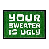 Your Sweater is...image
