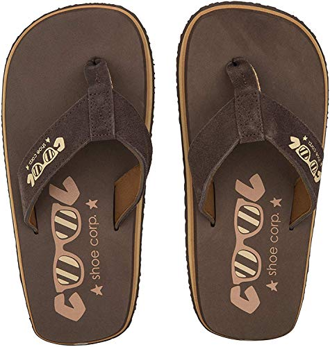 Chanclas Cool Tongs Original Brown