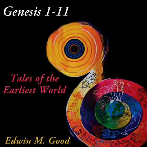 Genesis 1-11 audiobook cover art