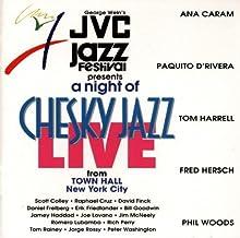 JVC Jazz Festival Live! A Night Of Chesky Jazz : Town Hall, New York