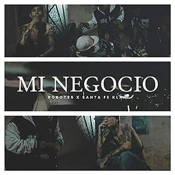 Mi Negocio (feat. Santa Fe Klan)