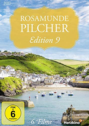 Rosamunde Pilcher Edition 9 (6 Filme auf 3 DVDs)