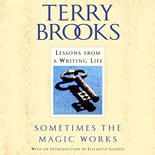 Sometimes the Magic Works audiobook cover art