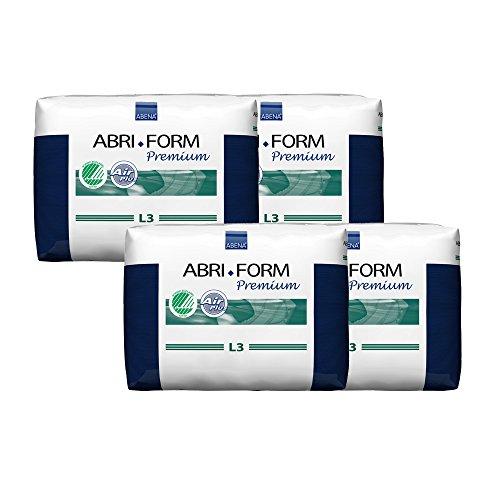 Abena 43067 Abri Form Extra Premium - Pañales para adultos (tamaño grande)