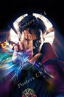 Posters USA - Marvel Doctor Strange Textless Movie Poster GLOSSY FINISH - MOV384 (16