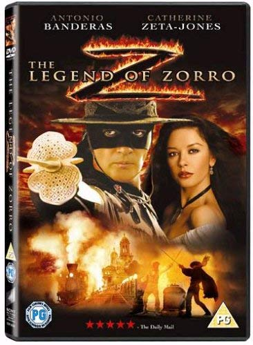 The Legend of Zorro [UK Import]