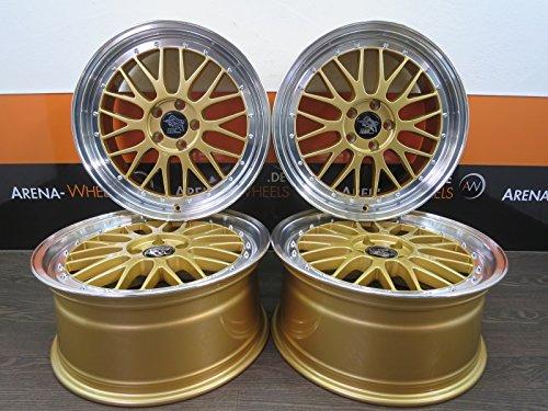 4 Alufelgen Ultra Wheels UA3-LM 19 Zoll passend für -LM -LM -LM -LM -LM EOS Beetle Golf V VI VII Jetta Passat 3G 3C Tiguan NEU