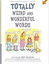 Best weird and wonderful words Reviews