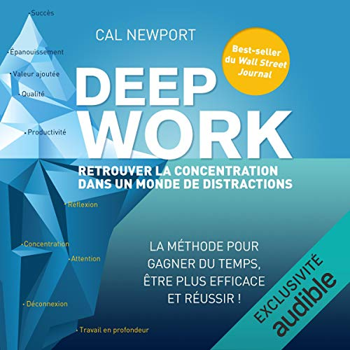 Couverture de Deep Work