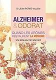Alzheimer et odorat : Quand les arômes restaurent la mémoire