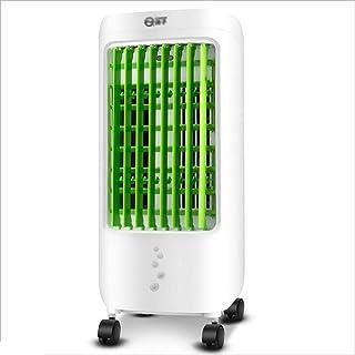 M-Y-S Ventilador del Aire Acondicionado, Ventilador De Enfriamiento del Hogar Que Se Mueve El Solo Refrigerador De Aire De Humidificación Frío Que Evapora El Radiador 65W-24 * 26 * 90cm