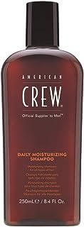 American Crew Daily Moisturizing Shampoo, 250 ml
