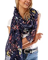 Floral Scarves for Women   Gifts for Ladies   English Country Scarf   50th Birthday Presents   Lightweight   Head Scarfs   For Her   Secret Santa   Lady Scarf   Christmas
