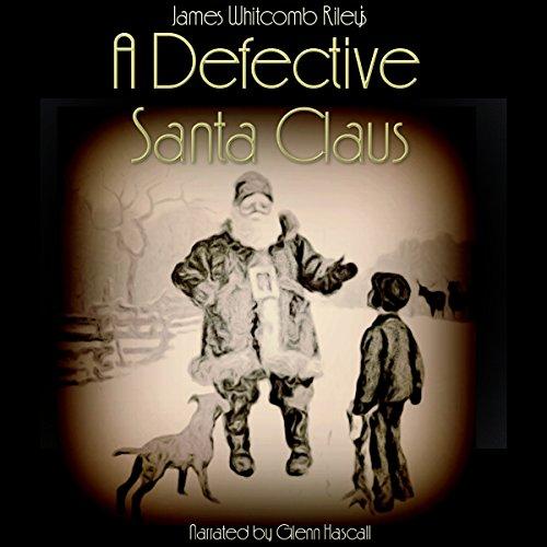 A Defective Santa Claus audiobook cover art