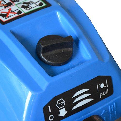 Blue Max Gas Chainsaw 52cc, Blue, 20