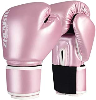 XYXZ Boxing gloves MMA Boxing Gloves Muay Thai Adult Professional Training Game Sparring Punching Bag Mitts Kickboxing Fig...