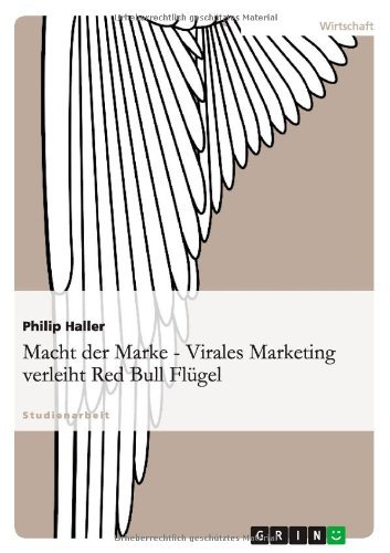 Macht der Marke - Virales Marketing verleiht Red Bull Flügel