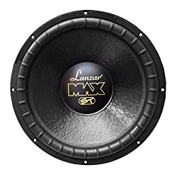Lanzar 15in Car Subwoofer Speaker