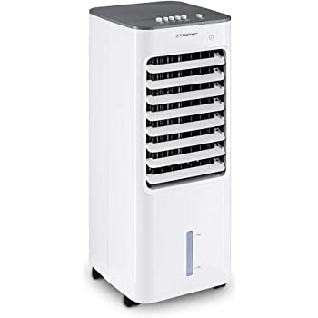 Climatizador Calefactor Ventilador Purificador Calor Eco 2000 W ...