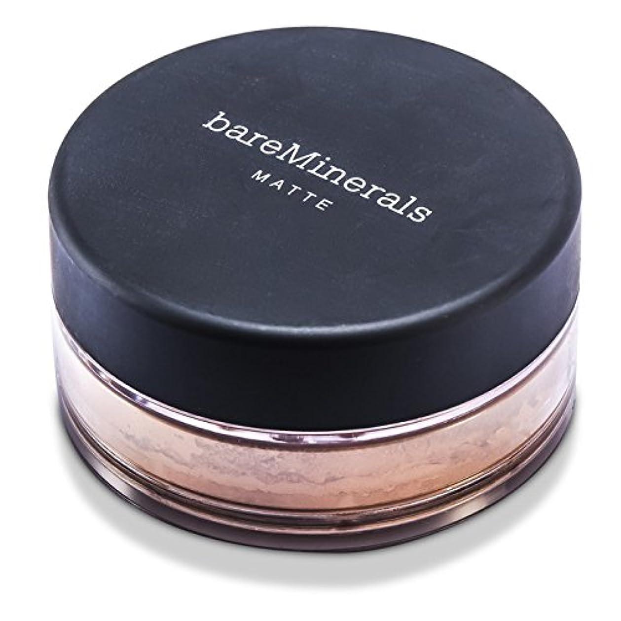 補体ライブ妥協BareMinerals ベアミネラル マット ファンデーション SPF15 - Medium Tan 6g/0.21oz並行輸入品
