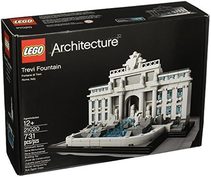 LEGO Architecture 21020 Trevi Fountain