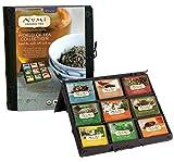 Numi Organic Tea World of Tea Variety Gift Set, 45 Black, Green, Mate...