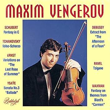 Schubert, Tchaikovsky, Debussy & Others: Chamber Works
