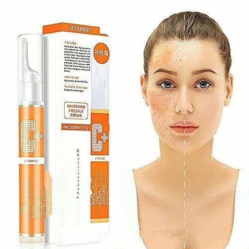 Gel instantáneo para eliminar manchas, suero blanqueador para pecas Vc, cuidado de la piel para iluminar, corrector de manchas oscuras para la cara (PC 1)