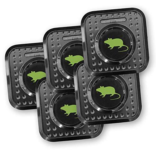 ISOTRONIC Protección contra plagas, ahuyentador de ratones y ratas, 230 V