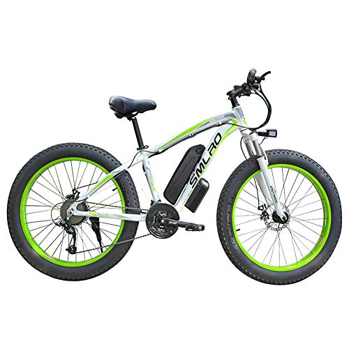 WFIZNB Elektro-Mountainbikes für...