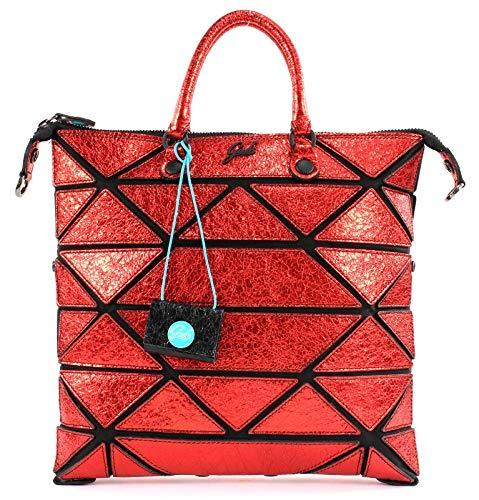 Gabs Yoko Handtasche Leder 33 cm