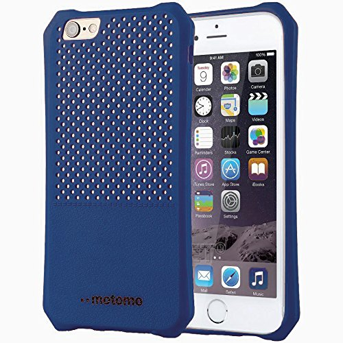 Motomo Ultra-Thin TPU Case for iPhone 5 / 5s / 5se (Blue)