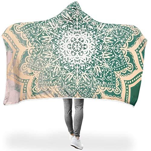 Charzee zachte mantel voor volwassenen en kinderen