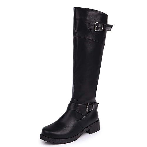 e0607bb95e5 Women's Knee Length Boots: Amazon.co.uk