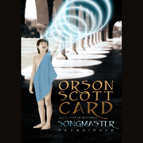 Songmaster audiobook cover art