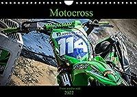 Motocross From another side 2022 (Wandkalender 2022 DIN A4 quer): MX von einer anderen Seite (Monatskalender, 14 Seiten )