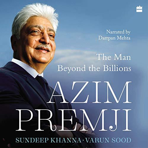 Azim Premji cover art