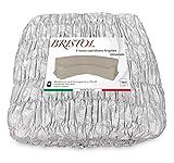 tex family COPRIDIVANO ANGOLARE Universale Bristol Tirolese Cuore Bianco