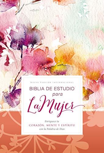 Compare Textbook Prices for Biblia de Estudio para la Mujer NVI, Tapa Dura Spanish Edition  ISBN 9781400210688 by Nueva Versión Internacional