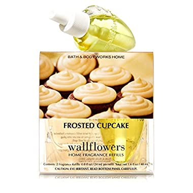 Bath and Body Works Wallflowers 2-pack Refill Frosted Cupcake