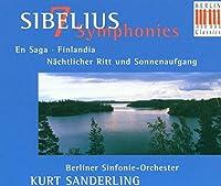 Jean Sibelius: The Seven Symphonies; En Saga; Finlandia; Nachtlicher Ritt und Sonnenaufgang (1994-05-31)