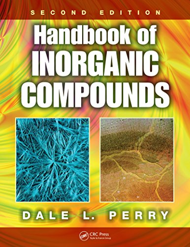 Handbook of Inorganic Compounds (English Edition)