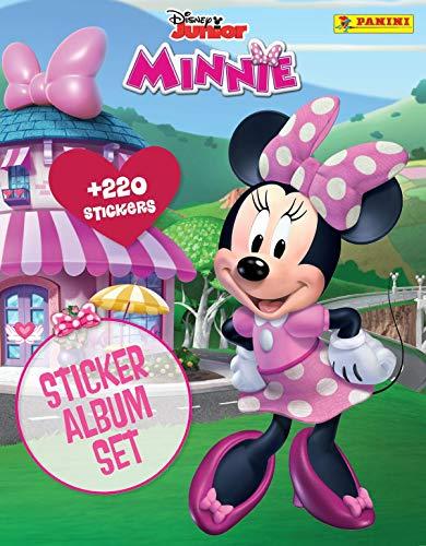 Disney Minnie: Sticker Album Set