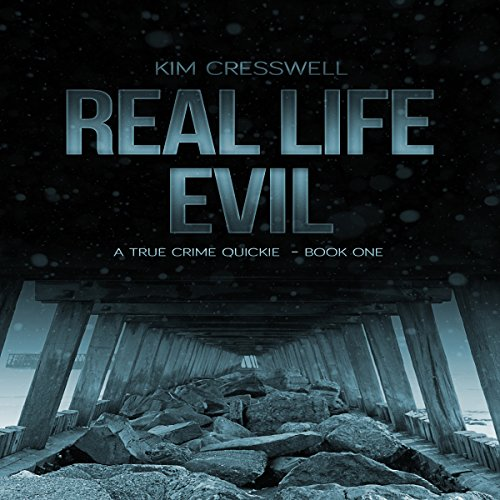 Real Life Evil audiobook cover art