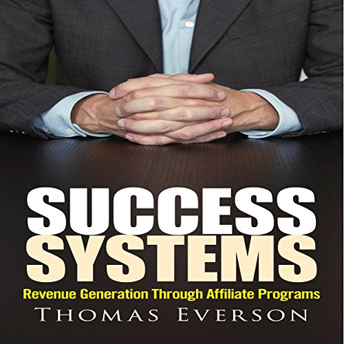 Success Systems audiobook cover art